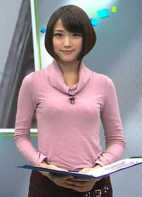 竹内由恵のお宝アイコラ画像