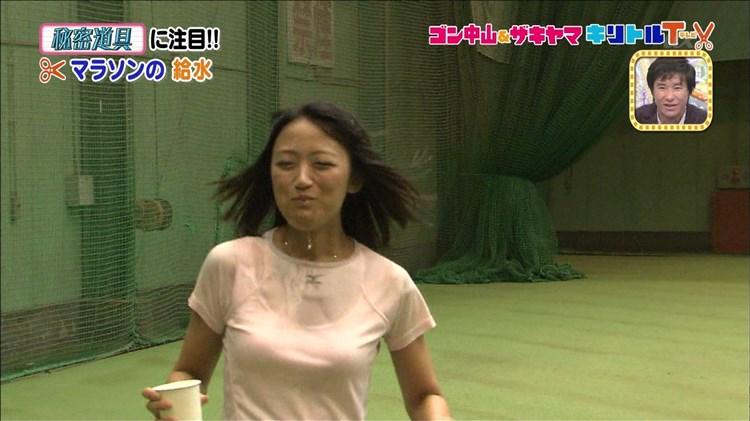 竹内由恵のお宝な放送事故