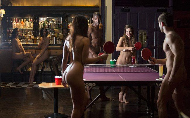 卓球のお宝ヌードエロ画像