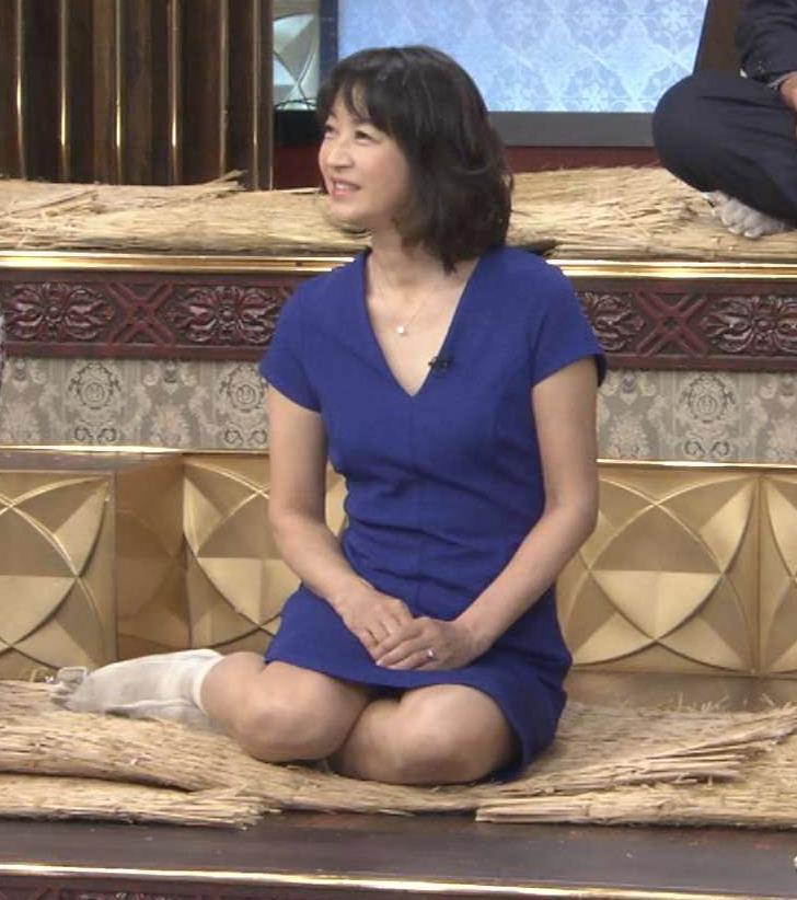 田中美佐子のおっぱいエロ画像