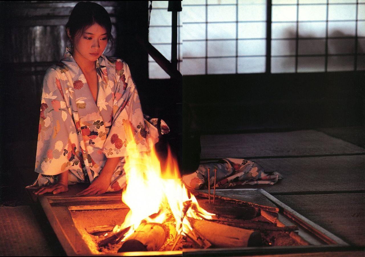 田中美佐子の巨乳で胸チラエロ画像
