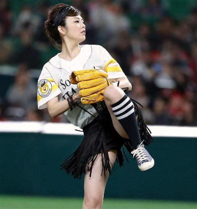 田中麗奈のエロおっぱい画像