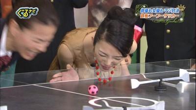 田中麗奈抜けるハプニングエロ画像