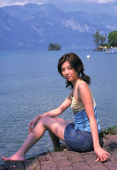 田中麗奈のAVエロ画像