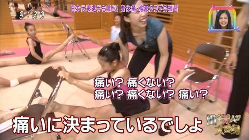体操・新体操(田中理恵・畠山愛理)のAVエロ画像