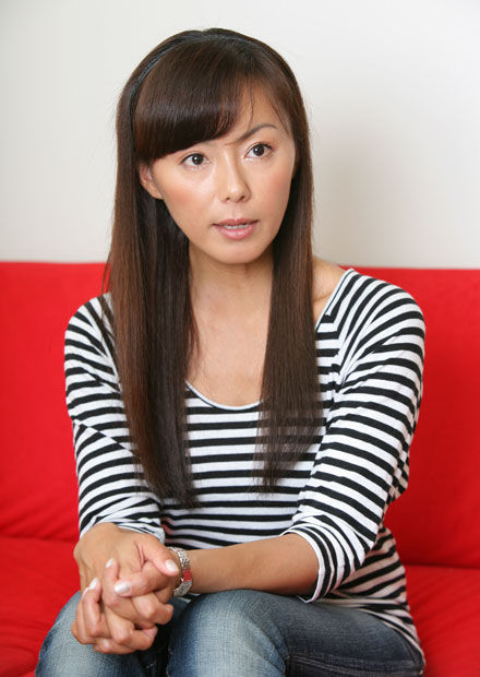 田中律子のお宝エロ画像
