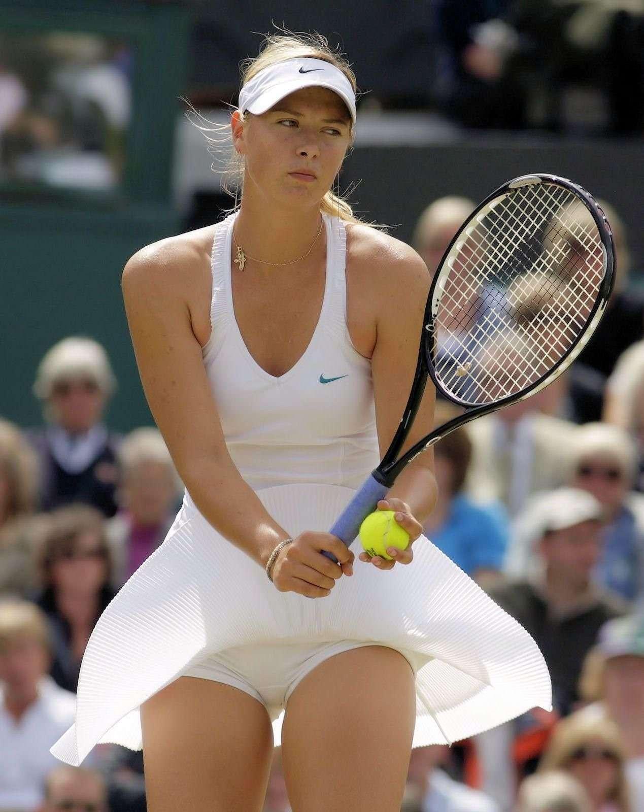 シャラポワのテニスのエロ画像をまとめ