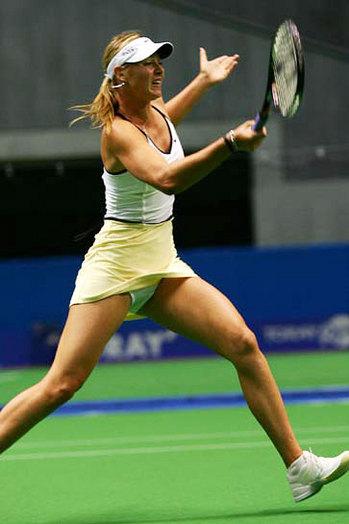 キャロライン・ウォズニアッキのテニスのパンチラエロ画像をまとめ