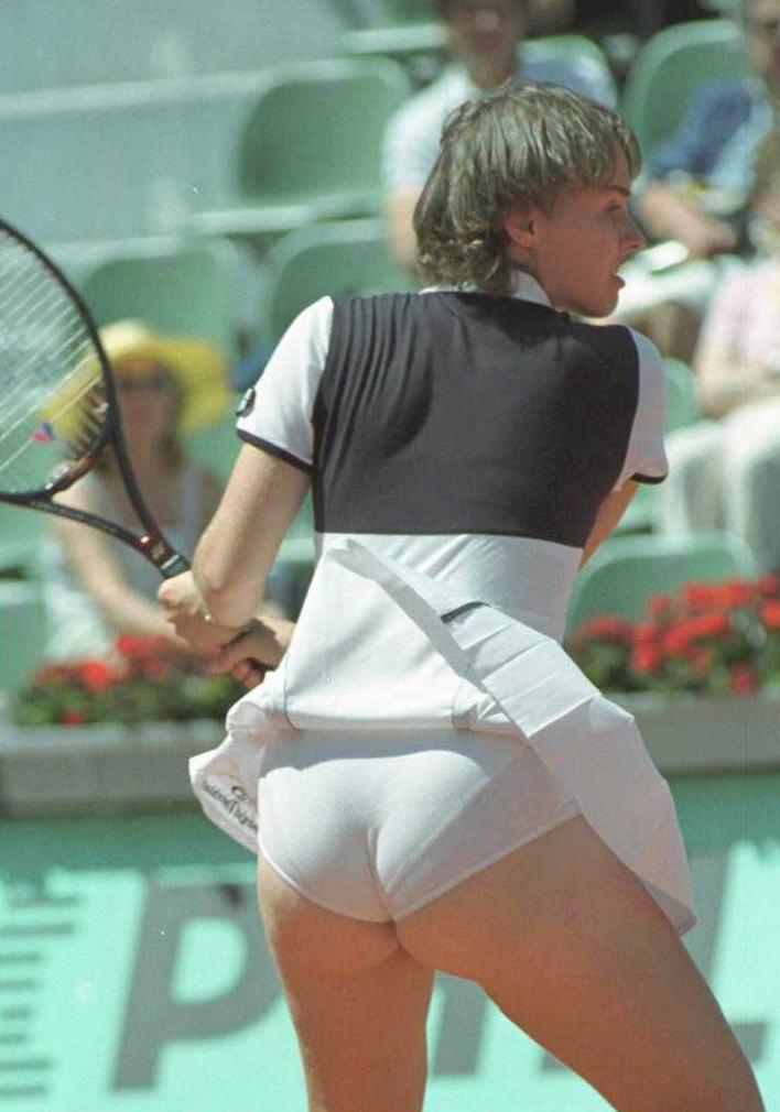 マルチナ・ヒンギスのテニスのエロ画像をまとめ