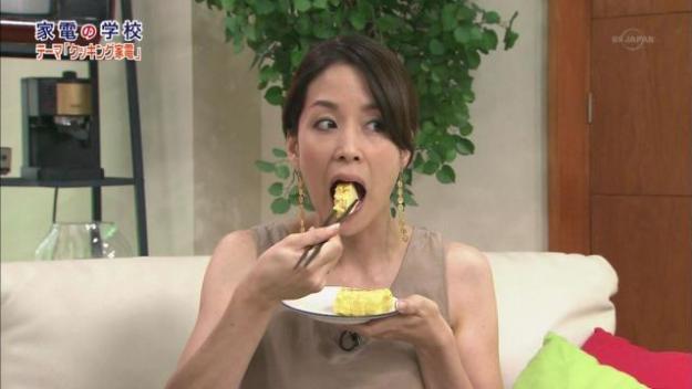 内田恭子のパンツ丸出しエロ画像