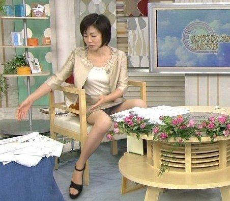 有働由美子のおっぱいエロ画像