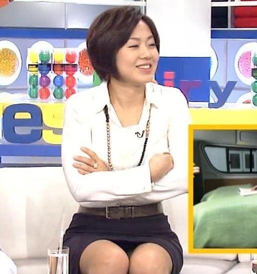 有働由美子のまんこ