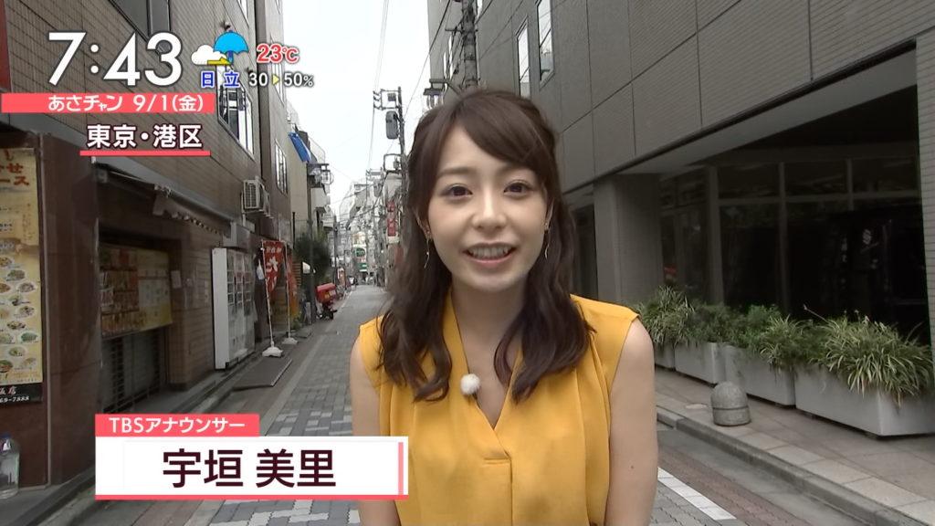 宇垣美里の放送事故お宝エロ画像