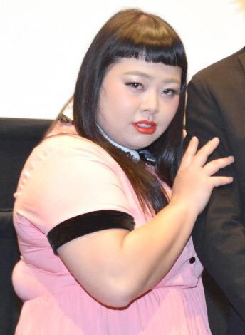 渡辺直美の乳首ポロリ画像