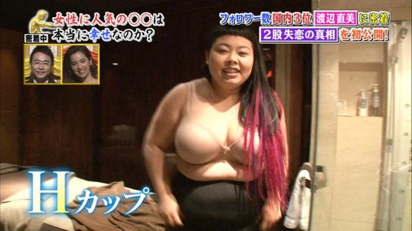 渡辺直美のお宝アイコラ画像
