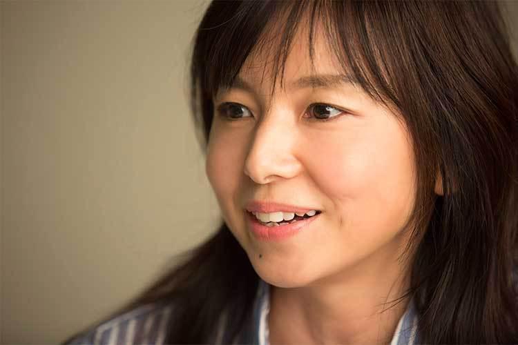 山口智子のおっぱいエロ画像