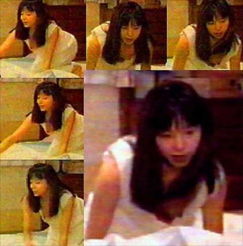 山口智子のセックスの濡れ場画像