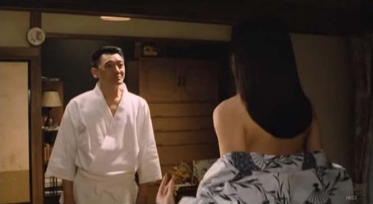山口智子のお宝エロ画像