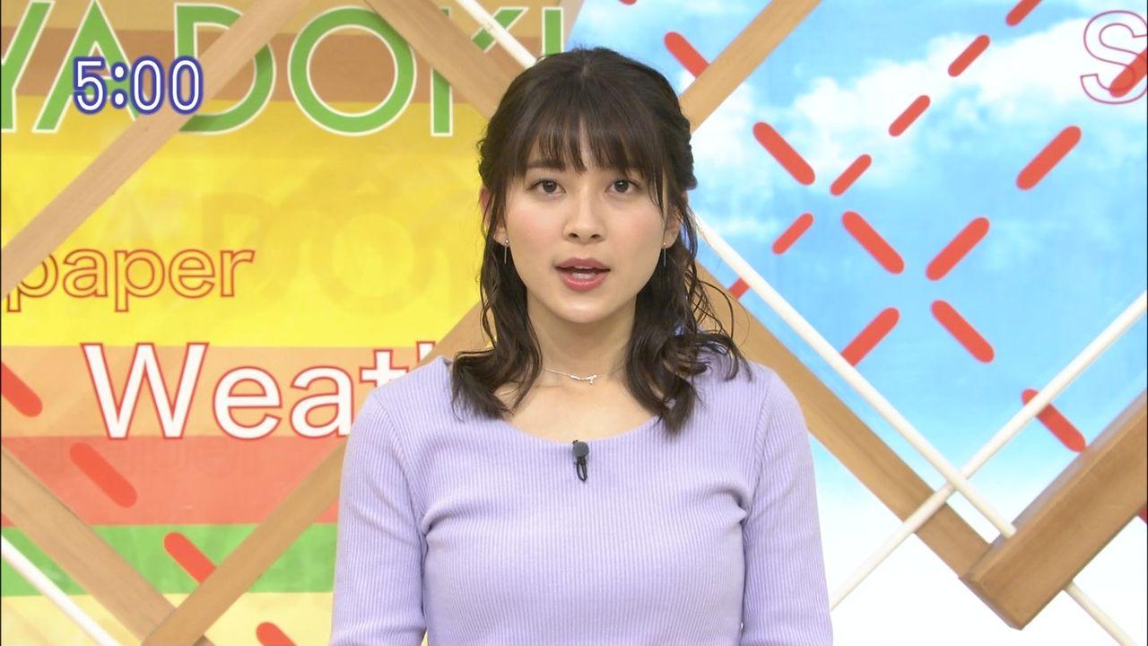 山本里菜の放送事故お宝エロ画像