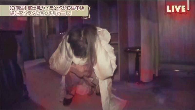 山下美月の放送事故お宝エロ画像