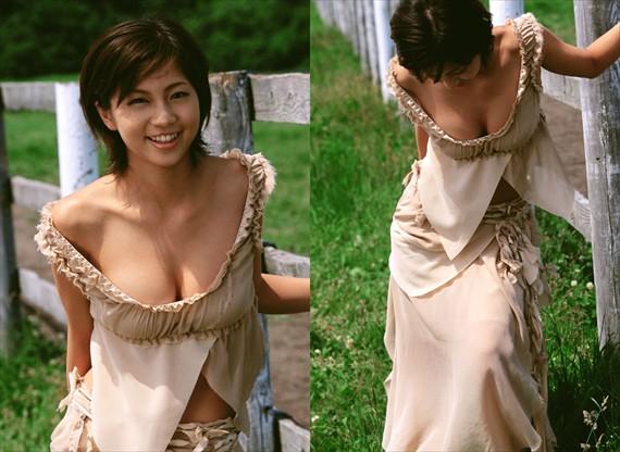 安田美沙子の巨乳爆乳なおっぱいエロ画像がセクシーすぎる