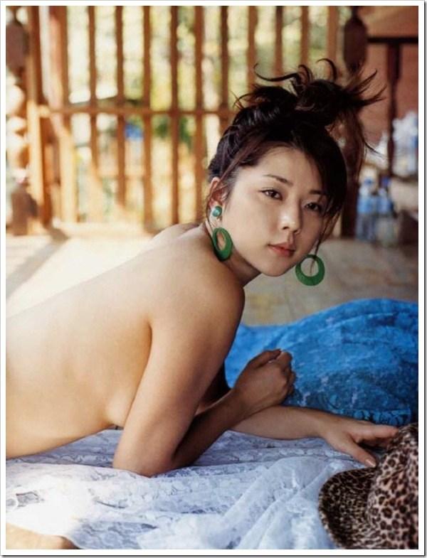 吉岡美穂の放送事故お宝エロ画像