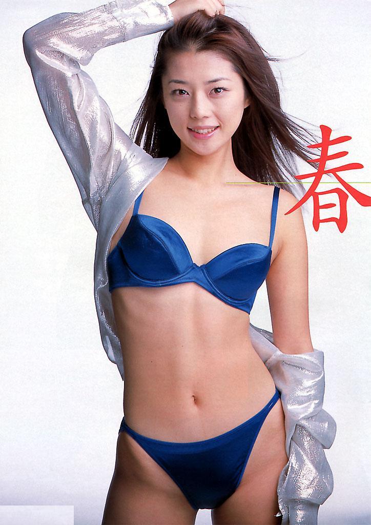 吉岡美穂のお宝エロ画像
