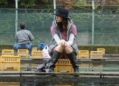 吉高由里子のパンチラ水着エロ画像が放送事故