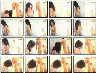 優香のセクシー水着エロ画像が放送事故