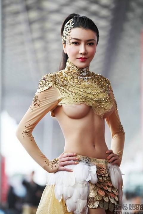 中国のお宝ヌードエロ画像