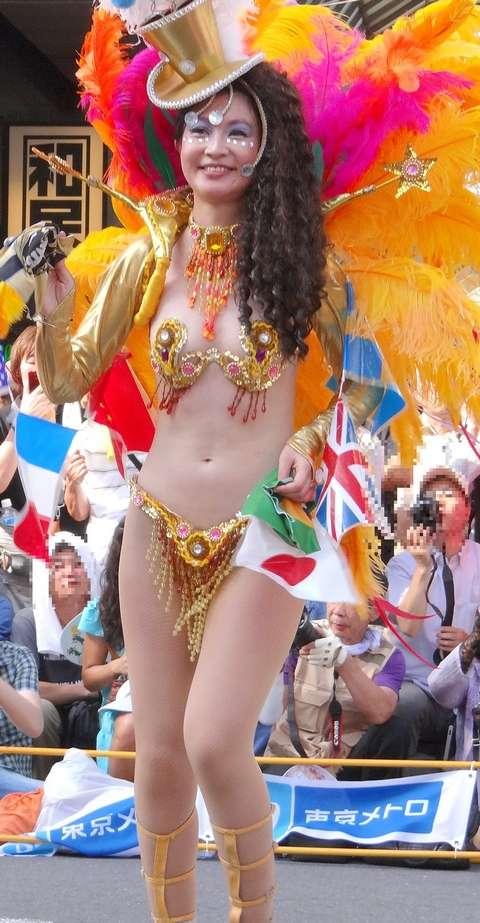サンバカーニバルのエロ画像