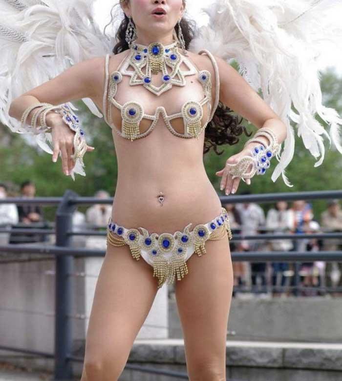 サンバカーニバルのAVエロ画像
