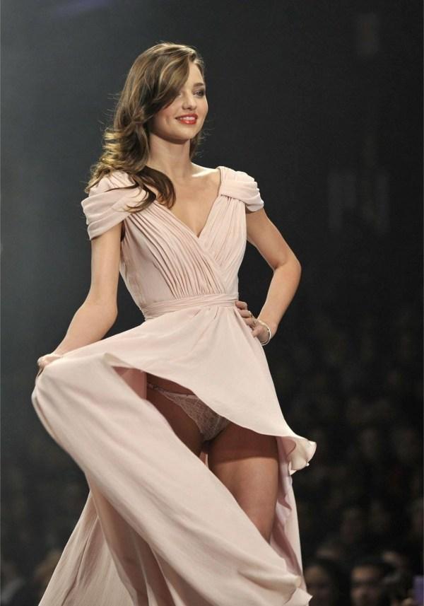 ファッションショーのお宝エロ画像