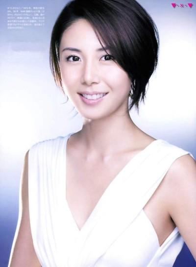 松嶋菜々子のエロパンチラ画像