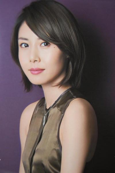 松嶋菜々子のエロ画像