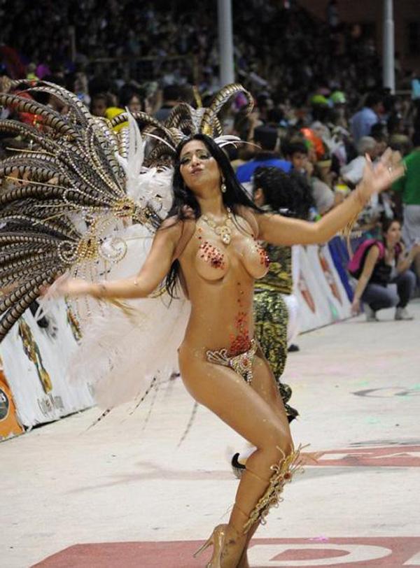サンバカーニバルの露出