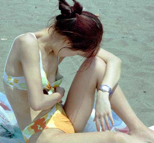 海やプールで水着ポロりエロすぎる放送事故まとめ